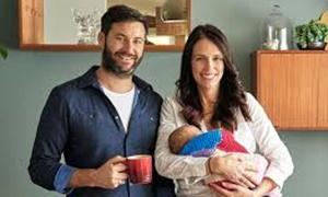 ニュージーランドの首相、6週間の産休取得