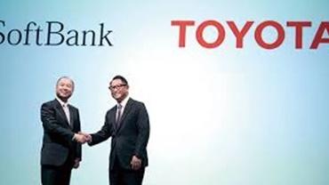 トヨタ・ソフトバンク連合