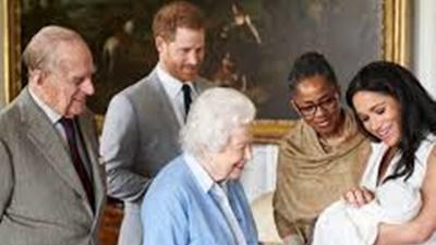 ハリー王子・メーガン妃に第一子誕生