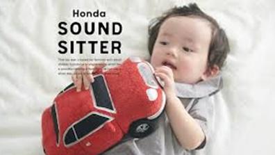赤ちゃん、車のエンジン音で泣き止む⁈