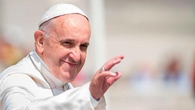 ローマ教皇来日