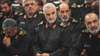 イランのソレイマニ司令官、空爆で殺害される