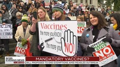 ワクチン忌避は「世界の健康に対する10の脅威のひとつ」
