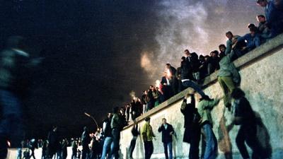 ベルリンの壁崩壊から30年