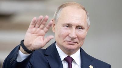 ロシア憲法改正とプーチン大統領