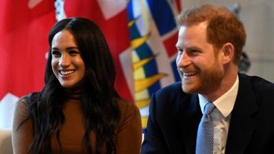 ハリー王子、王室離脱