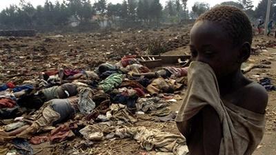 ルワンダ大虐殺から26年