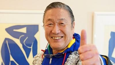 山本寛斎さん死去