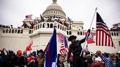 アメリカ連邦議会襲撃事件