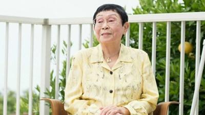 橋田寿賀子さん、死去。