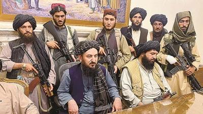 タリバン、アフガニスタンを制圧